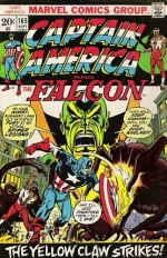 Captain America vol 1 # 165