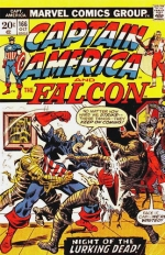 Captain America vol 1 # 166