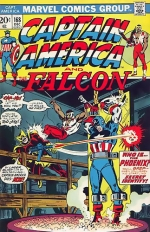 Captain America vol 1 # 168