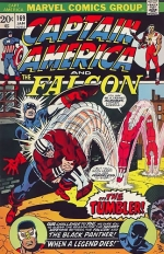 Captain America vol 1 # 169