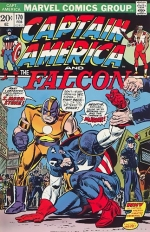 Captain America vol 1 # 170