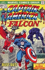 Captain America vol 1 # 171