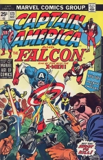 Captain America vol 1 # 173