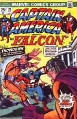 Captain America vol 1 # 175