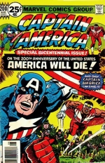 Captain America vol 1 # 200