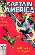Captain America vol 1 # 297