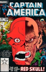 Captain America vol 1 # 298