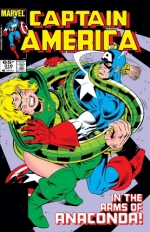 Captain America vol 1 # 310