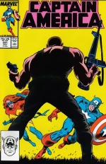 Captain America vol 1 # 331