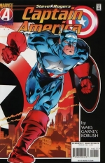 Captain America vol 1 # 445