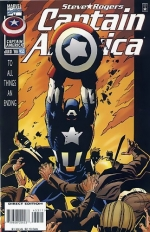 Captain America vol 1 # 453