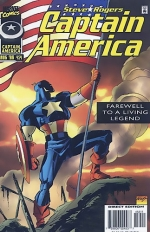 Captain America vol 1 # 454