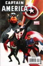 Captain America vol 1 # 600