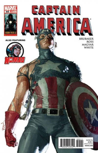 Captain America vol 1 # 605