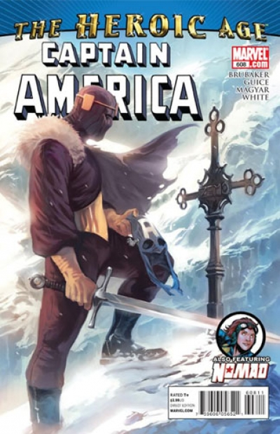 Captain America vol 1 # 608