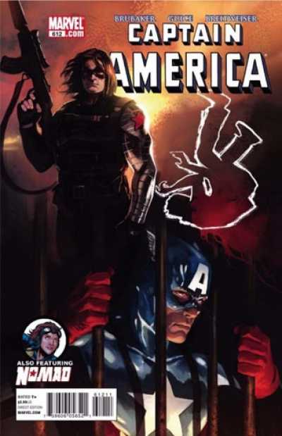 Captain America vol 1 # 612