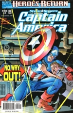 Captain America vol 3 # 2