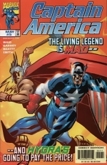 Captain America vol 3 # 5