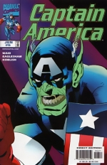 Captain America vol 3 # 6