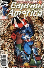 Captain America vol 3 # 8