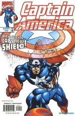 Captain America vol 3 # 9