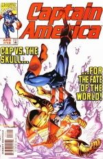 Captain America vol 3 # 16