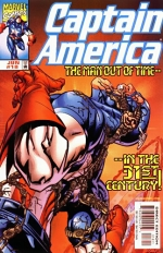Captain America vol 3 # 18