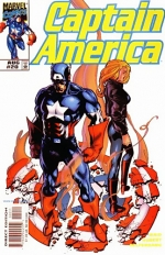 Captain America vol 3 # 20