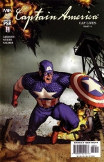 Captain America vol 4 # 20