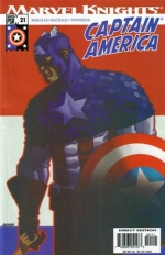 Captain America vol 4 # 21