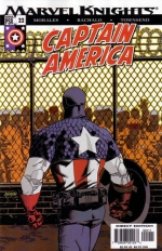 Captain America vol 4 # 22