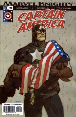 Captain America vol 4 # 23