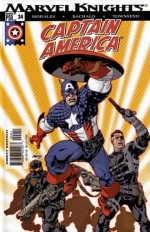 Captain America vol 4 # 24