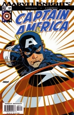 Captain America vol 4 # 27