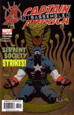 Captain America vol 4 # 31