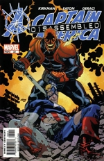 Captain America vol 4 # 32