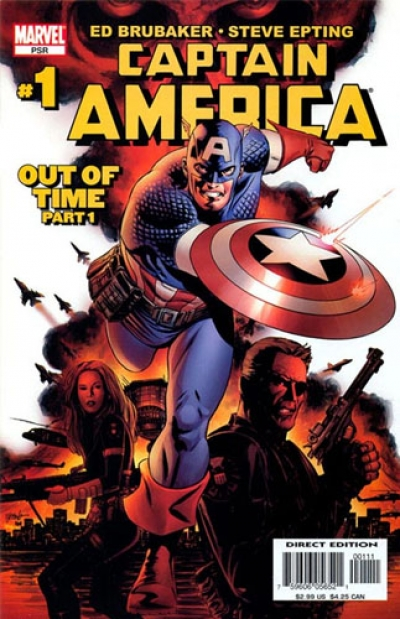 Captain America vol 5 # 1