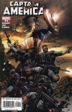 Captain America vol 5 # 9