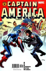 Captain America vol 5 # 14