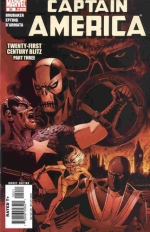 Captain America vol 5 # 20