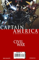 Captain America vol 5 # 23