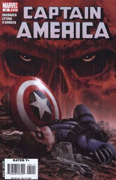 Captain America vol 5 # 31