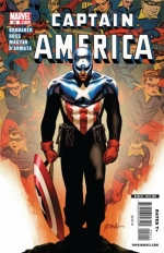 Captain America vol 5 # 50