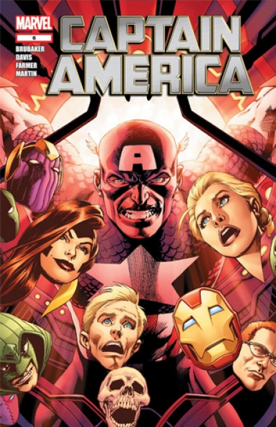 Captain America vol 6 # 6