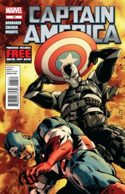 Captain America vol 6 # 13