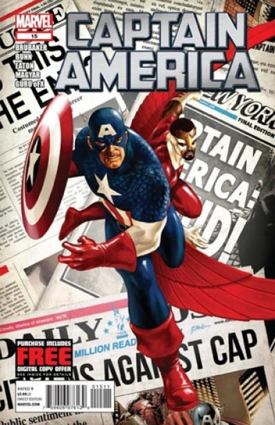 Captain America vol 6 # 15
