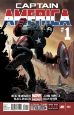 Captain America vol 7 # 1