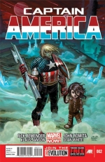 Captain America vol 7 # 2