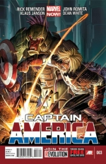 Captain America vol 7 # 3
