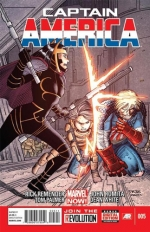 Captain America vol 7 # 5